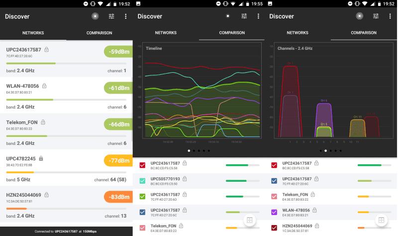 La mejor App para analizar redes Wi-Fi a tu alrededor desde Android