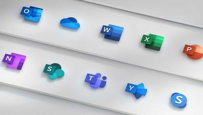 Microsoft renueva los iconos de Office, y filtra sin querer que también cambiará los de Windows 10
