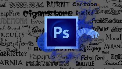Cómo instalar fuentes de letra en Photoshop