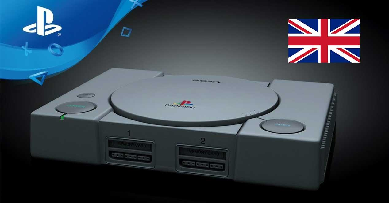 playstation classic ingles