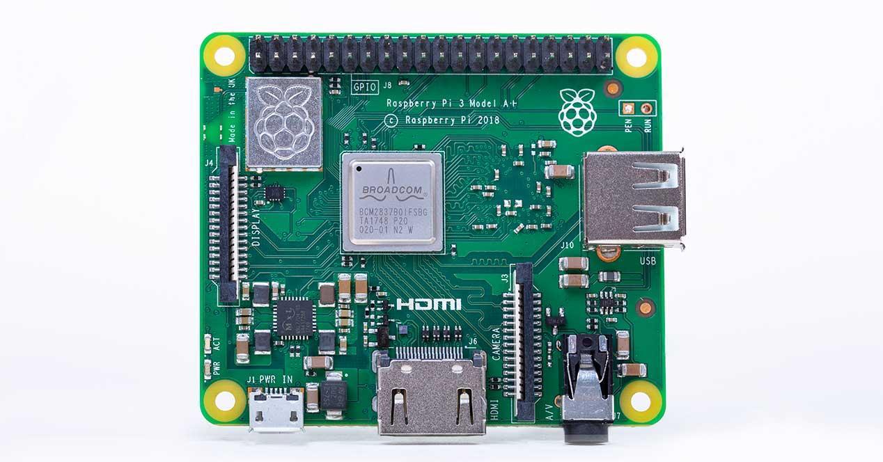 Lanzan nueva versión del Raspberry Pi 3 A+ más pequeña y económica
