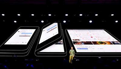 Los móviles volverán a las pantallas cuadradas, el 'problema' del smartphone plegable
