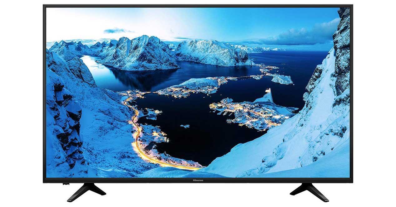smart tv 4k cyber monday haier