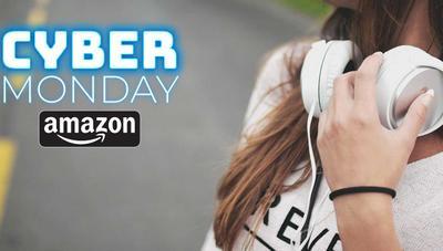 Amazon Cyber Monday 2018: ofertas en altavoces y auriculares durante el día de hoy