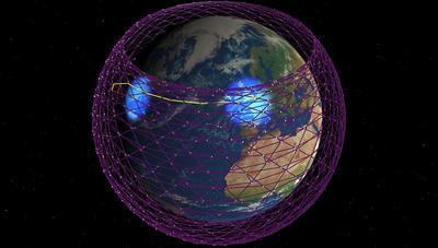 Starlink: el Internet por satélite de Elon Musk podría reducir la latencia mundial a la mitad