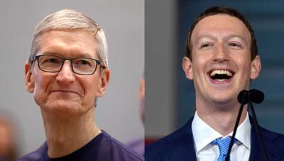 Facebook obligó a sus jefes a usar Android en lugar de iPhone