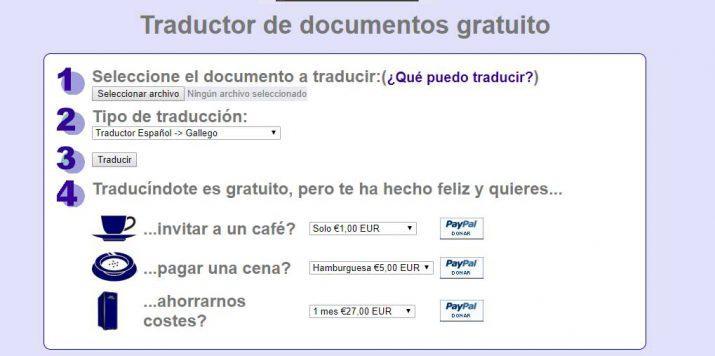 traducir gratis textos completos
