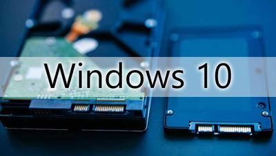 Cómo tener con un SSD y un disco duro en Windows y evitar quedarse sin espacio