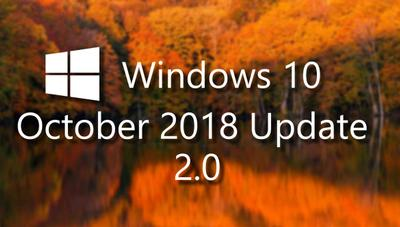 Microsoft relanza Windows 10 October 2018 Update un mes después de retirarla, y sigue teniendo fallos