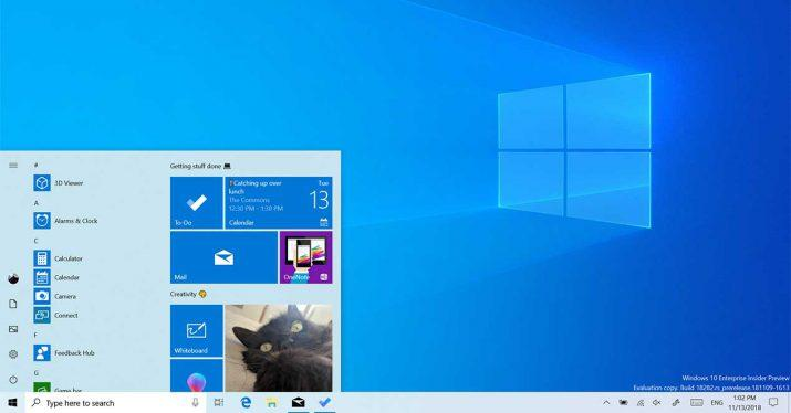 windows 10 tema claro