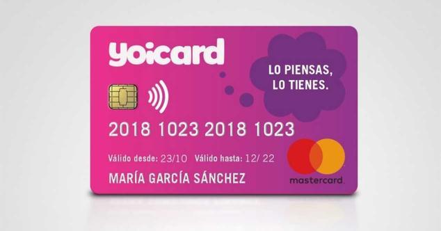 yoigo yoicard