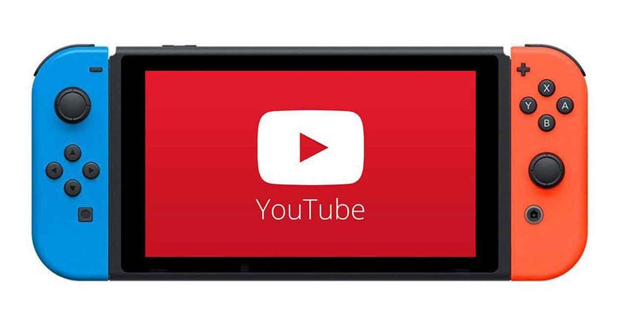 Ver noticia 'Noticia 'YouTube, a punto de llegar a Nintendo Switch ¿cuándo lo hará?''