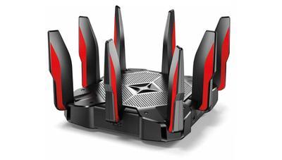 Lanzan los primeros routers con WiFi 802.11ax hasta 11 Gbps, y Ethernet 2.5G