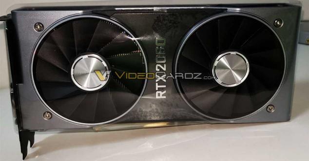 Ver noticia 'NVIDIA RTX 2060: filtradas sus fotos y fecha de lanzamiento'