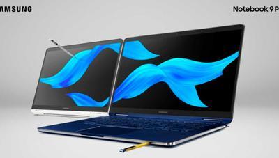 Samsung Notebook 9 Pen, nuevo portátil convertible 2 en 1 con S Pen