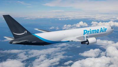 Amazon se expande y ya tiene 50 aviones para enviar exclusivamente paquetes