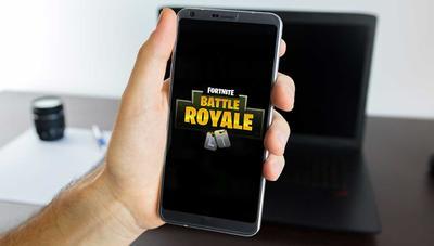 Fortnite ahora es compatible con más móviles Android de gama media