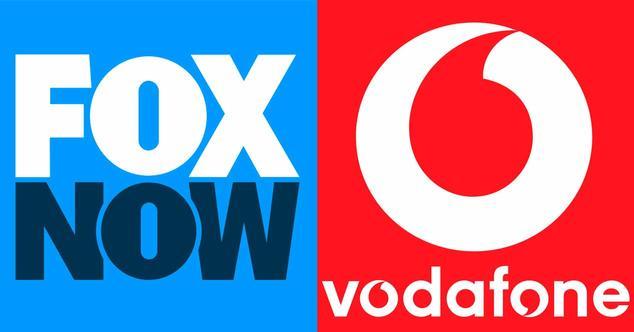 fox now vodafone
