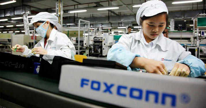 foxconn iphone apple