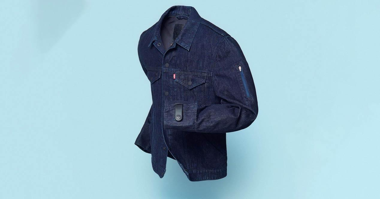 Ver noticia 'Noticia 'Esta chaqueta de Levi's te avisa si te olvidas del móvil''