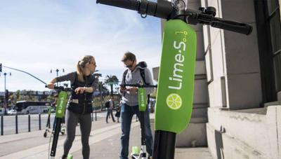 Uber quiere hacerse con Lime o Bird, dedicadas a los patinetes eléctricos