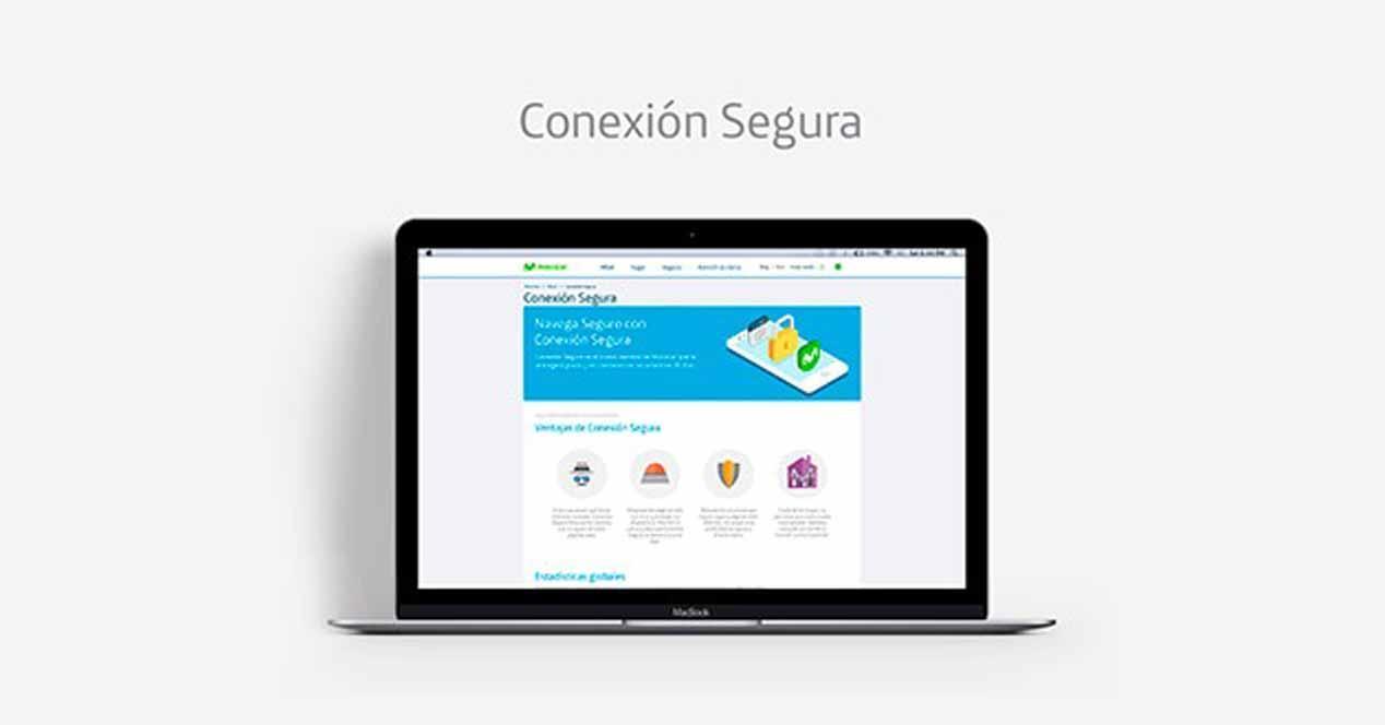 Ver noticia 'Noticia 'Qué es Conexión Segura de Movistar y por qué te ha llegado un SMS''