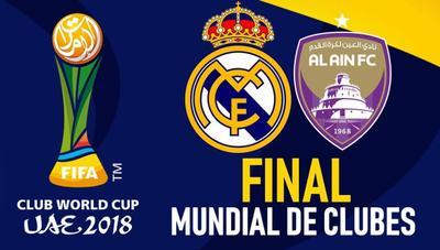 Cómo ver la final del mundial de clubes entre Real Madrid y Al Ain, online y en directo