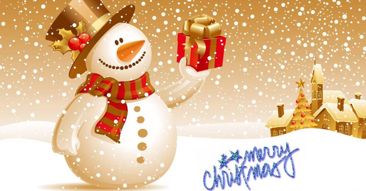 Bajar Felicitaciones De Navidad.Felicitaciones De Whatsapp Para Nochebuena Y Navidad De 2018