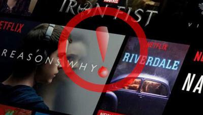 Qué hacer si no puedes acceder a Netflix