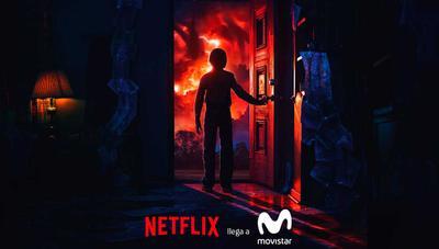 Netflix llega a Movistar el 10 de diciembre