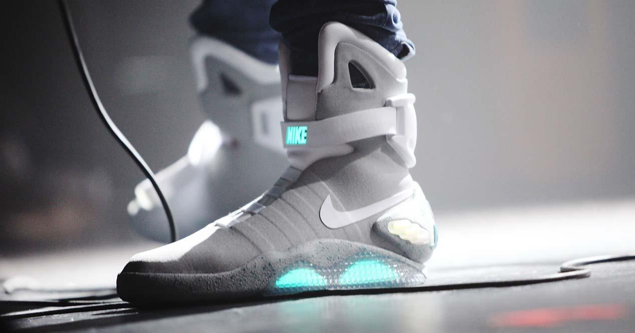 70d73a0d043 Si te gustaron las Nike de Marty McFly en Regreso al Futuro