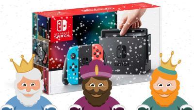 Los mejores videojuegos de Nintendo Switch para regalar en Navidad