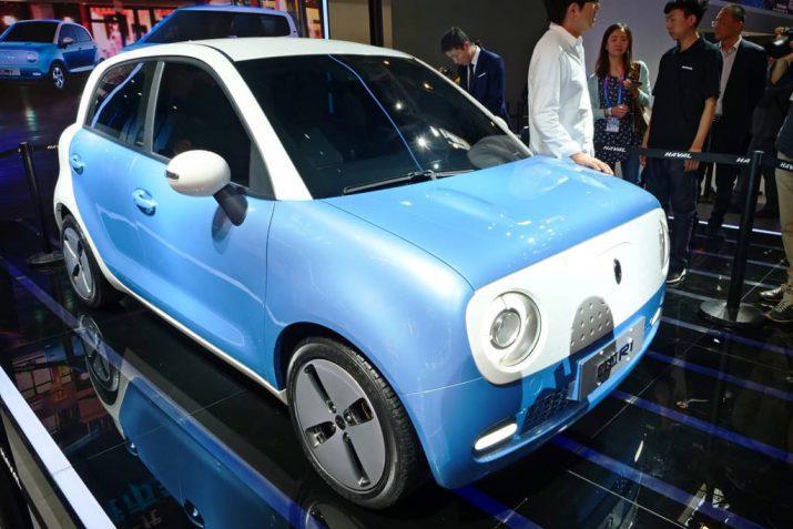 ora q1 coche electrico
