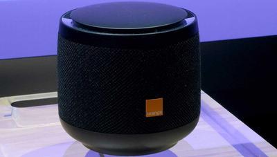 El altavoz inteligente de Orange llegará a España a finales de 2019