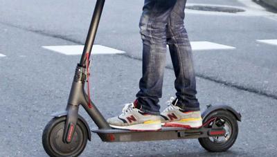 Cinco patinetes eléctricos como regalo de Navidad