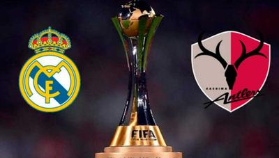 Cómo ver Real Madrid vs Kashima Antlers del Mundial de Clubes 2018
