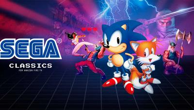 Amazon + Sega: podremos jugar a 25 de los mejores juegos de Mega Drive en Fire TV