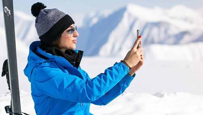 El frío afecta, y mucho, a la batería de tu móvil