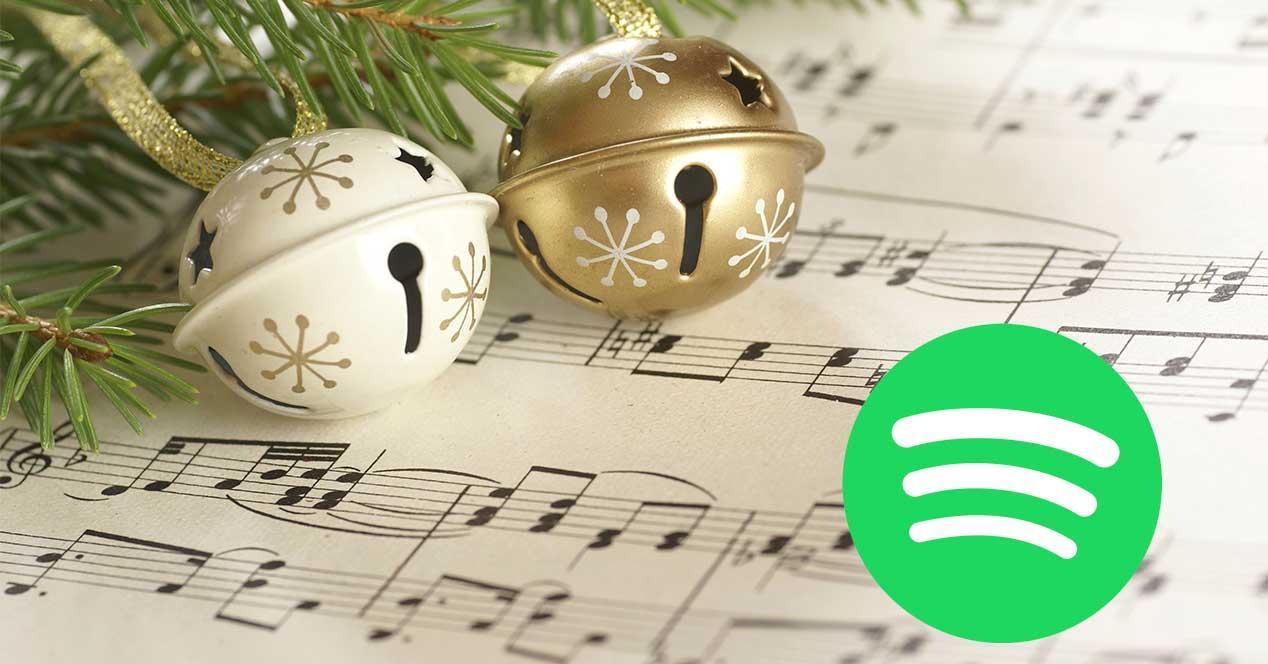 spotify musica navidad