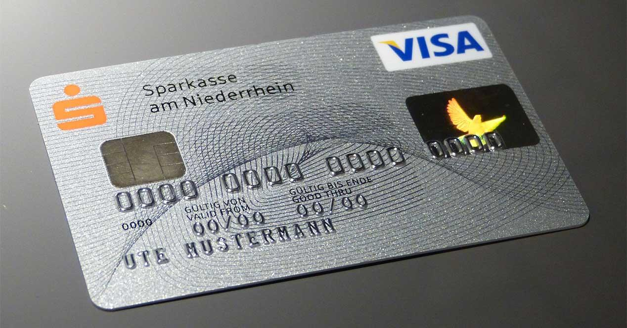 tarjeta credito visa