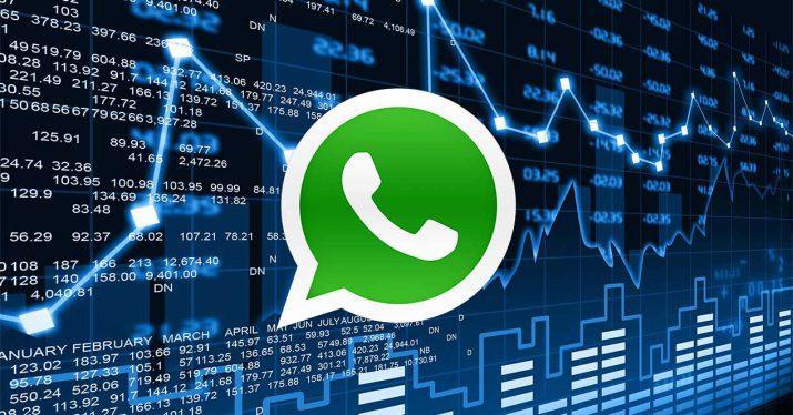 whatsapp criptomonedas