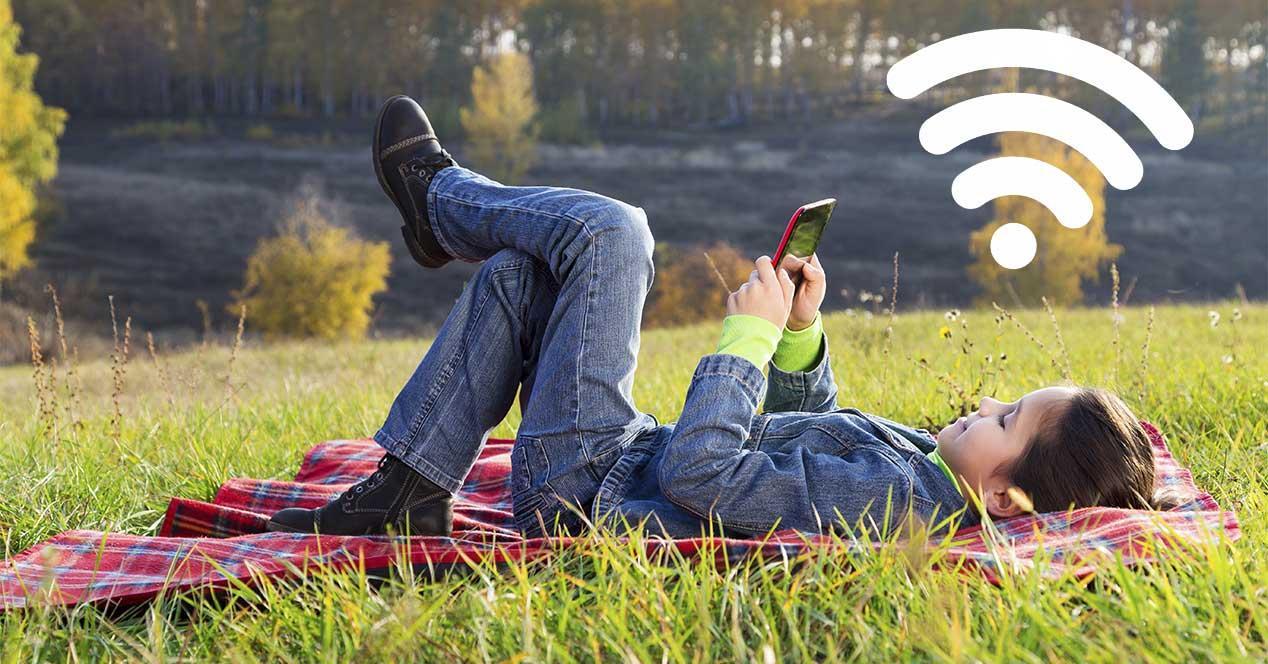 wifi rural librerouter