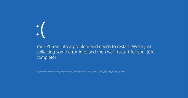 windows 10 bsod pantallazo azul