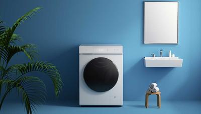 Xiaomi lanza una lavadora y secadora que se controla con el móvil por 255 euros