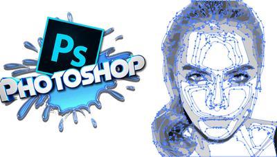 Cómo vectorizar una imagen en Photoshop paso a paso