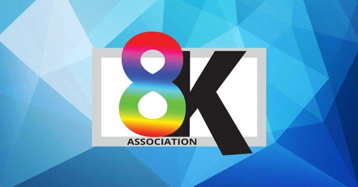 8k association tv