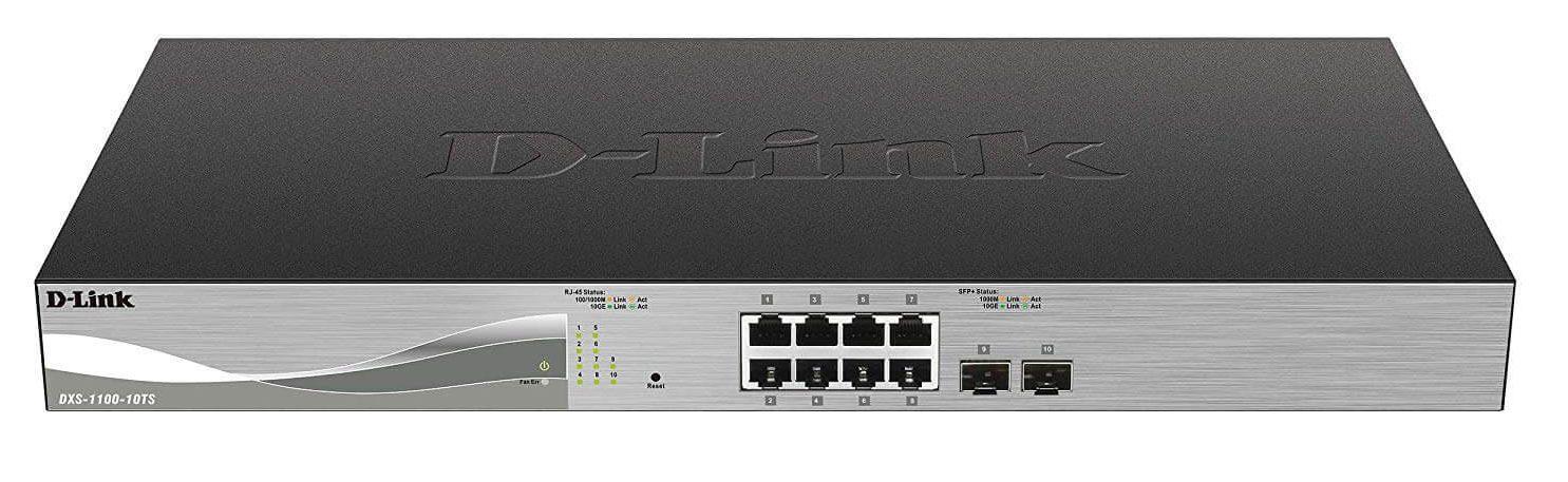 D-Link DXS-1100-10TS
