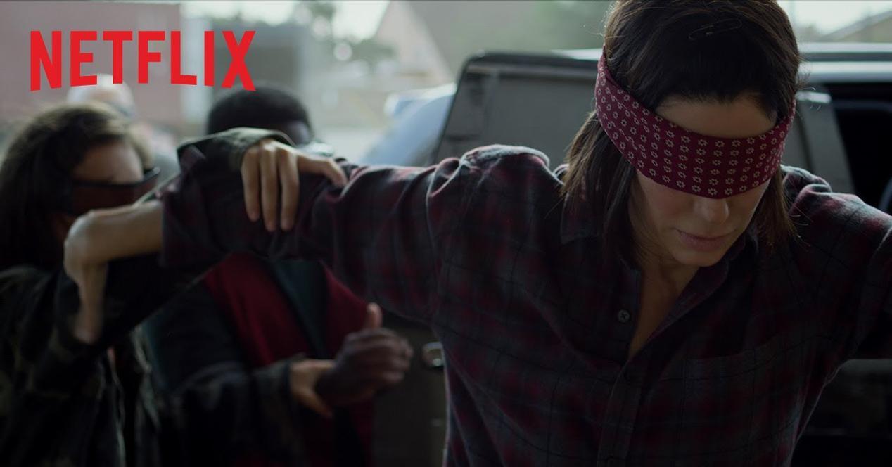 Netflix A ciegas