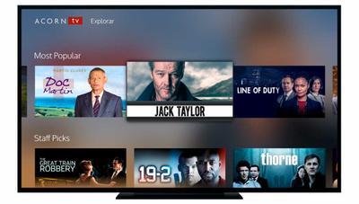 Llega a España Acorn TV, otra alternativa a Netflix con las mejores series británicas y de habla inglesa