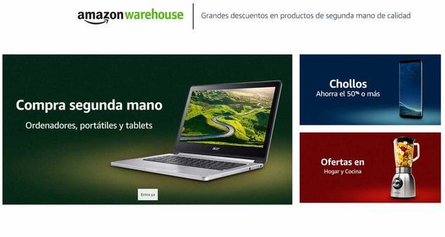 amazon productos reacondicionados 1